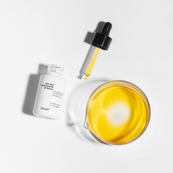 Face oil serum Q10 2